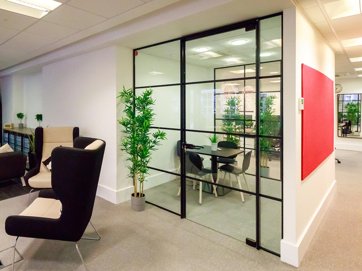 Fleet Milne - office design