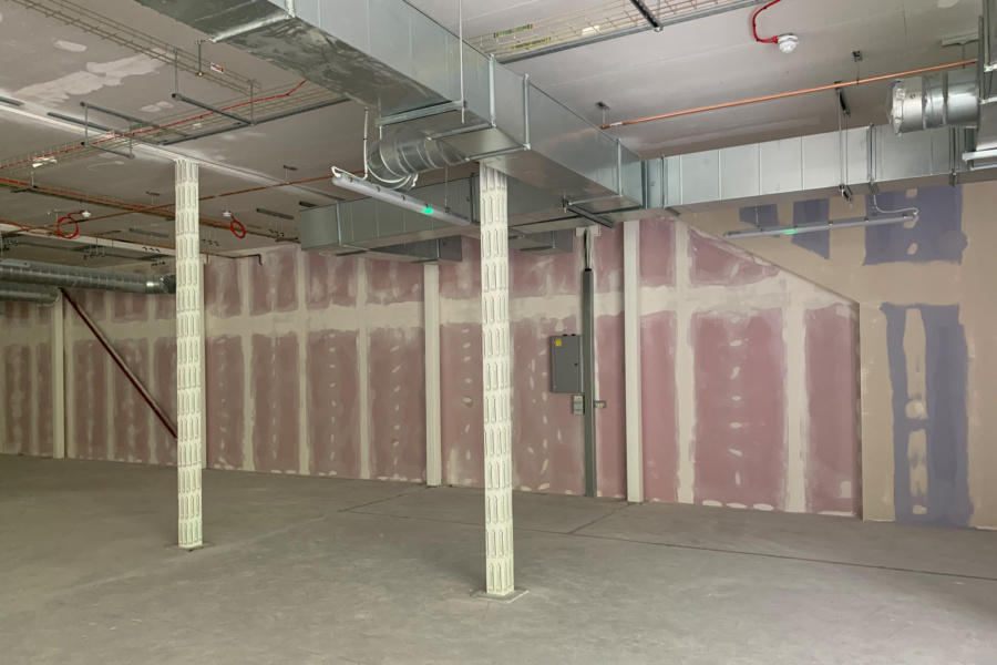 TwistDX : warehouse refurbishment - HVAC
