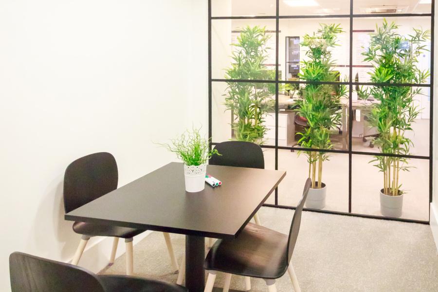 FleetMilne : meeting space