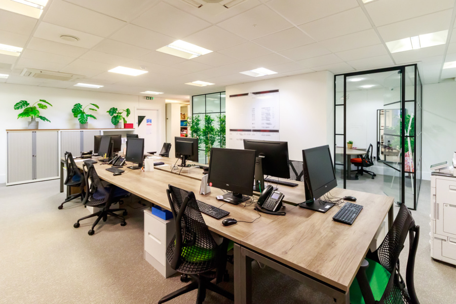FleetMilne : office fit out