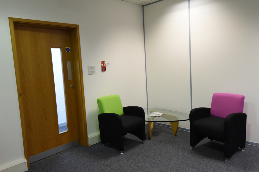 Office fit out furniture selection and installation
