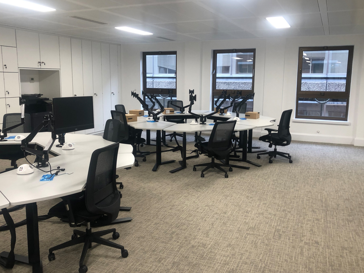 Interflow NRS Group - office furniture and fit out