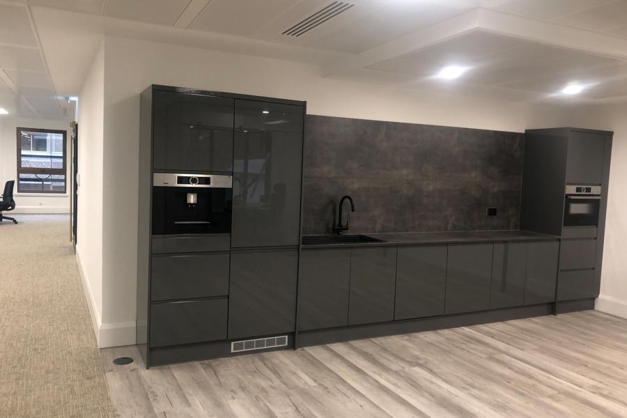 Interflow NRS Group - office kitchen