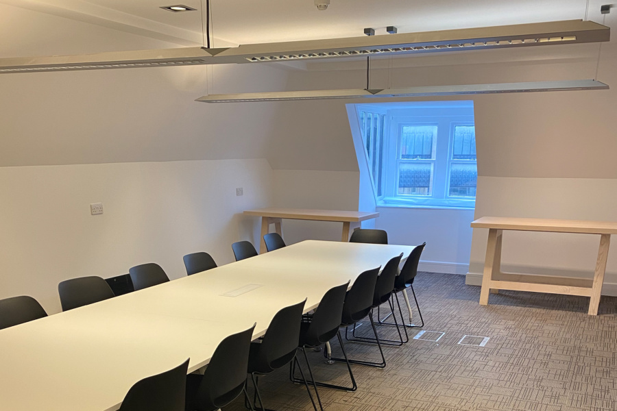 IQOS - training room refurbishment